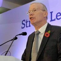 Sinn Féin MLAs Martina Anderson and Karen Mullan challenge Gregory Campbell over allegations
