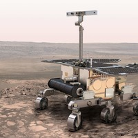 Mars mission a step closer as Rosalind Franklin rover passes another test