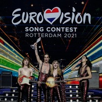 Singer of Eurovision winners Maneskin asked about suggested drug use