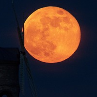 May supermoon set to delight skygazers