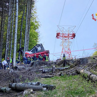 Italian officials probe cable car disaster as lone child survivor recovers