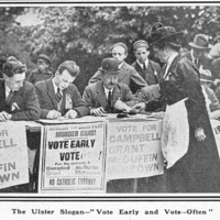 Partition 100 years on: Northern Ireland's path set by first election a century ago