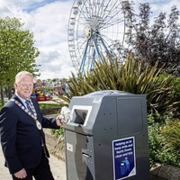 New solar-powered compacting bins installed in Ards and North Down