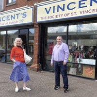 Anne Hailes: Huge relief that charity shops are open again