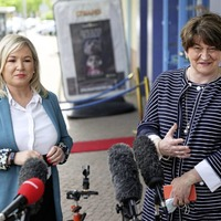 Arlene Foster and Michelle ONeill's lack of NIO legacy engagement branded an 'embarrassment'