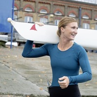 Get on board with rowing's full-body benefits