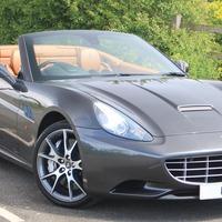 Ex-Hugh Grant Ferrari California hits the market
