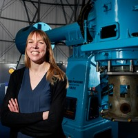 Expert on dark universe becomes first female Astronomer Royal for Scotland