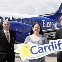 Belfast air link to Cardiff is restored