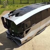 Autonomous vehicles join regular traffic in Cambridge in UK first