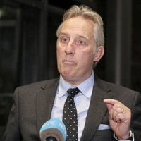 Ian Paisley claims ousting of his father as DUP leader 'killed him'