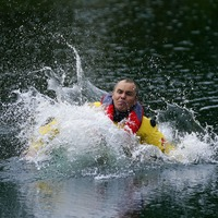 Pilots take the plunge during training for gruelling international contest