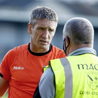 'We're not hitting 60 percent of our potential' - Armagh boss Kieran McGeeney