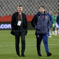 Ireland boss Stephen Kenny still hurting with Euros approaching