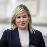 Edwin Poots must back words on Irish language with actions – Michelle O'Neill