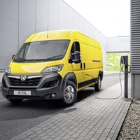 Vauxhall gets an electric move on with Movano-e
