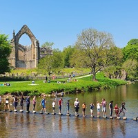 In pictures: Britain basks in Bank Holiday sunshine