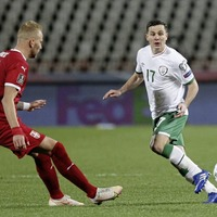 More Irish players need to try the continent: Anderlecht's Josh Cullen
