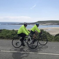 Co Down cyclist travels 75 miles to mark 75th birthday and raise £11,000 for charity