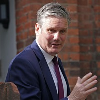 We're turning the Labour Party around, Sir Keir Starmer says