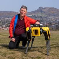 University's robot 'dog' will help experts understand hazardous environments