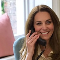 Kate praises dedication of hospital worker featured in lockdown photo project