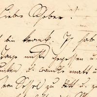 Schubert letter up for auction 'shows the composer's optimistic personality'