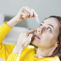 Could a course of eye drops replace having to wear reading glasses?