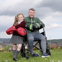 Paddy Barnes: Olympian to take part in wheelchair boxing match for charity