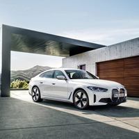 Electric BMW i4 packs a punch
