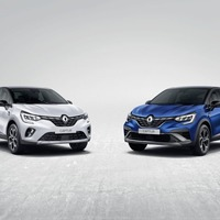 Renault Captur-ing hybrid benefits