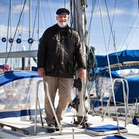 Cancer patient sailing 1,800 miles around British Isles for charity