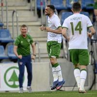 Republic of Ireland's Gavin Bazunu has self-belief despite error against Andorra