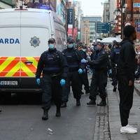Gardaí defend policing operation in Dublin