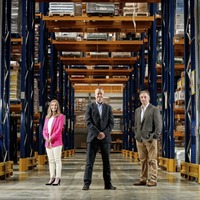Henderson Group opens new £16m warehouse and storage facility in Mallusk