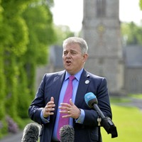 Brandon Lewis tells of surprise at Tánaiste's comments on united Ireland