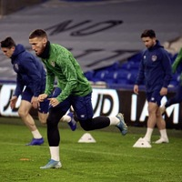 Stephen Kenny backs inconsistent Matt Doherty ahead of Hungary friendly