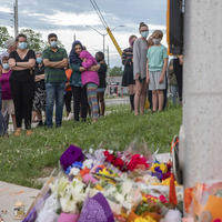 Calls for action to tackle Islamophobia in Canada after four killed