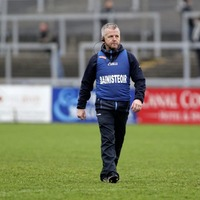 Tyrone hurling boss McShane urges players to seize their chance in crucial Division 3A clash with Sligo