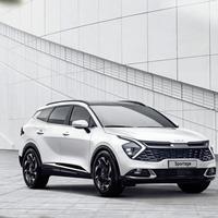 Striking styling for new Kia Sportage