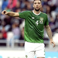 Republic of Ireland defender Shane Duffy ready to come back bigger and stronger
