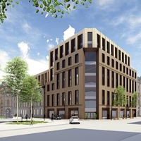 Officials recommend refusal for £10m office block next to Belfast's Ulster Hall