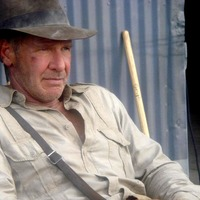 Indiana Jones? I'm his stunt double, says Harrison Ford