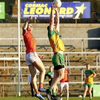 Caolan McGonagle taking his long-awaited chance with Donegal