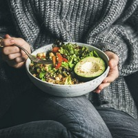 Vegan and pescatarian diets may reduce Covid-19 severity