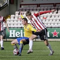Higgins hopes return of fans can deliver home comforts for Derry City