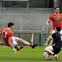We need to handle the stress tests in games better: Armagh's Rory Grugan