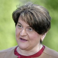 Arlene Foster 'sad' at the manner in which she was 'taken out' of role