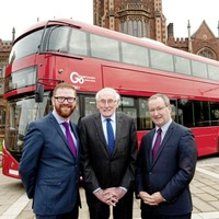 Wrightbus founder's name set to be dropped from QUB research centre