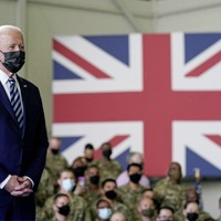 President Biden is `reaching out as a friend to UK over Northern Ireland Protocol'